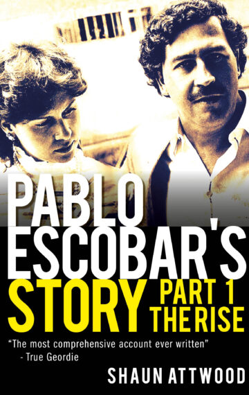 Pablo Escobar's Story 1